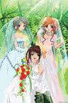 Haruhi Suzumiya  - Wedding Dress Jigsaw Puzzle