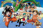 Dragon Ball Z - Party time Jigsaw Puzzle