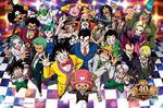 Shonen Jump Comics - All Stars Jigsaw Puzzle