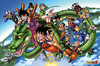 Dragon Ball Z - Dragonball Adventure Jigsaw Puzzle