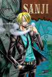 One Piece Straw Hat Pirates - Sanji Jigsaw Puzzle