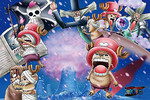 One Piece - Memories of Winter Island Jigsaw Puzzle