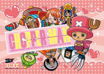 One Piece - Lovely Chopperman Jigsaw Puzzle