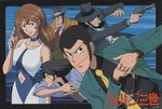 Lupin the Third - Get Wild Jigsaw Puzzle