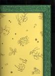 Studio Ghibli 300 Piece Puzzle Frame Green (26 x 38cm)
