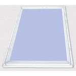 Crystal Jigsaw Panel Clear (26 x 38cm)