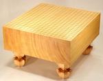 Size 50 Shin-Kaya Floor Go Board