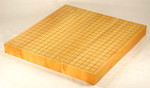 Size 15 Japanese Shikoku Kaya Table Go Board (Unique) Excellent