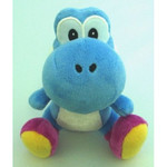 Super Mario - Blue Yoshi Plush (SS)