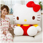 Hello Kitty - Super Large Plush