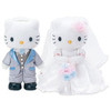 Hello Kitty & Dear Daniel - Wedding Roses Plush Set (M)