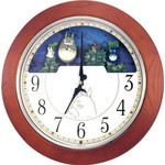 My Neighbor Totoro - Classic Wall Clock M769N