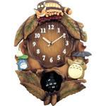 My Neighbor Totoro - Totoro's Tree Wall Clock M837