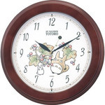 My Neighbor Totoro - Simple Wall Clock M690N