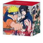 NARUTO - Enter: Naruto Uzumaki! DVD-BOX I