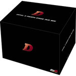 Initial D - Fourth Stage DVD-BOX
