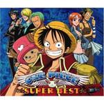 ONE PIECE - SUPER BEST Soundtrack (Regular Edition)