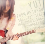 YUI - FROM ME TO YOU (CD)