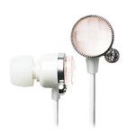 ELECOM EARDROPS Aqua - Pink (EHP-AIN70 PN)
