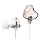 ELECOM EARDROPS Aqua - Pink (EHP-AIN90 PN)