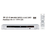 Pioneer - Slim Multi-Format DVD Player DV-310-S (Region Free)