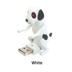USB Humping Dog (White)