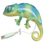 USB Chameleon (Blue)
