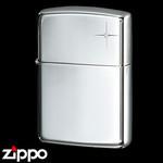 Sterling Silver Zippo - Diamond
