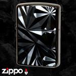 Engraved Armor Zippo  (Black Nickel)