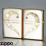 Pair Zippo - Love is Forever Special Edition
