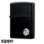 Skull Zippo - Skull Cutie  (Silver)
