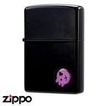 Skull Zippo - Skull Cutie  (Purple)
