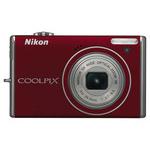 Nikon COOLPIX S640  (Velour Red)