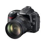 Nikon D90 + AF-S DX G VR II 18-200mm  Lens Kit Set