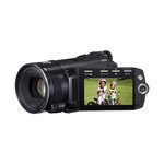 Canon VIXIA HFS11 / iVIS HF S11 Dual Flash Memory Camcorder