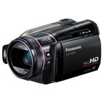Panasonic HDC-HS300-K High Definition Camcorder (Black)