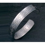 Titanium Power Bangle