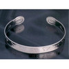 Titanium Bangle  (Horses L)