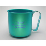 Titanium Mug Cup - Colors  (Green)
