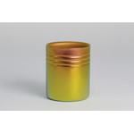 Double-Walled Titanium Mug Cup - Small  (Pink Gold)