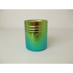 Double-Walled Titanium Mug Cup - Medium  (Gradation Green)