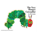 Eric Carle - The Very Hungry Caterpillar 108 Piece Jigsaw Puzzle