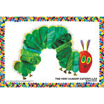 Eric Carle - The Very Hungry Caterpillar (Large Piece) 108 Piece Jigsaw Puzzle