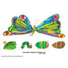 Eric Carle - The Very Hungry Caterpillar (Butterfly) 108 Piece Jigsaw Puzzle