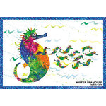 Eric Carle - Mister Seahorse 108 Piece Jigsaw Puzzle