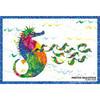 Eric Carle - Mister Seahorse 108 Piece Jigsaw Puzzle