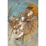 Yoshitaka Amano - Coming of the Centaur 1000 Piece Jigsaw Puzzle
