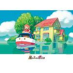 Studio Ghibli - Ponyo - Leaving Home 500 Piece Jigsaw Puzzle