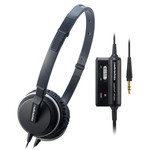 Audio-Technica ATH-ANC1 Active Noise-Canceling Headphones
