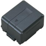 Panasonic - VW-VBG130-K Battery Pack for the TM350 Camcorder